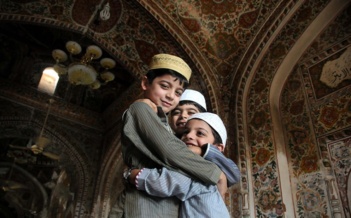 Pakistani-Muslim-children-034